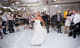 Wedding Celebration at Oak Brook Hills Resort