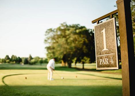 Golf outing Package A at Chicago