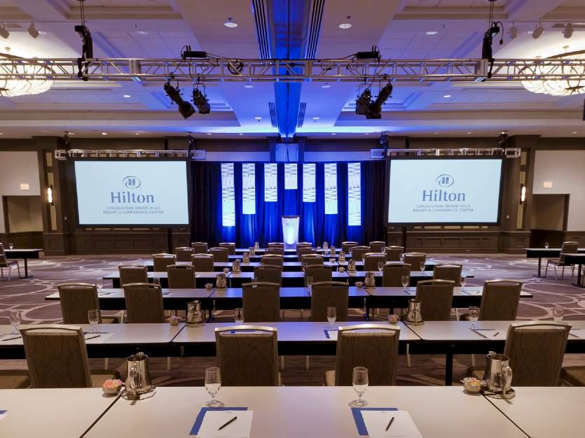 Meeting Packages at Oak brook hills resort Chicago