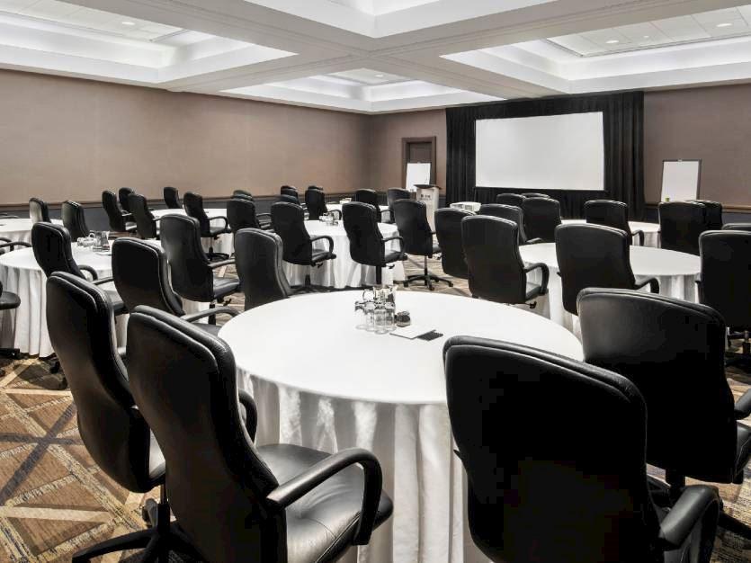 Meeting venues at Oak brook hills resort Chicago