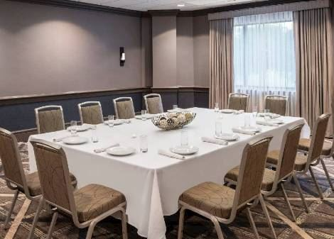 Meeting Rooms at Oak brook hills resort Chicago