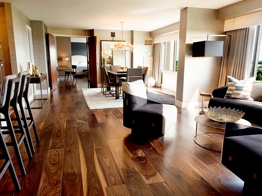 1 King 1 Bedroom Presidential Suite-Sofa Bed at Oak brook hills resort Chicago